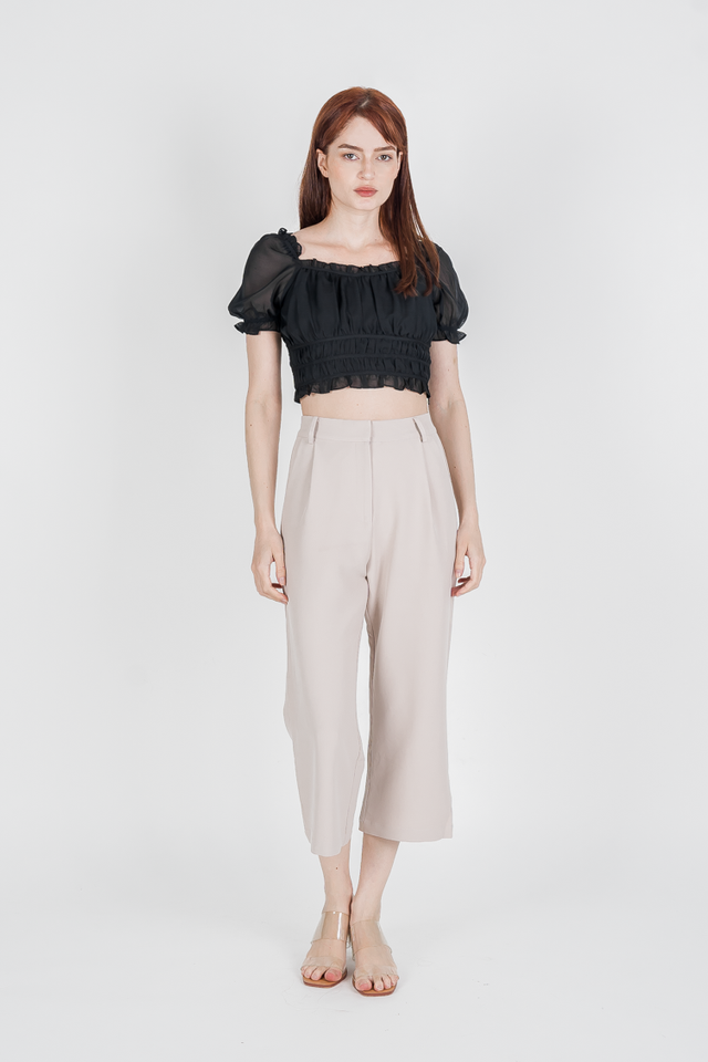 SOFINA TAILORED PANTS (ECRU)